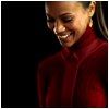uhura: black background