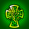 cool green cross