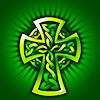 cool green cross