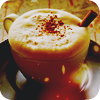 Jessica K Malfoy: food: coffee latte foamy