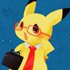 Blue: pikachuworking