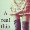 Real thin