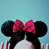 ♡ Minnie's ears