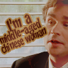 Wilson is a middle aged Chinese woman