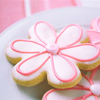 Between the Mountains and the Sea: Stock Easter Cookie