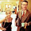 Buffy + Giles