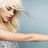 Brooke: celeb; Lindsay Lohan ad campaign