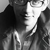 Glee - b&w Artie
