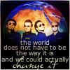 U2- Change