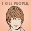 death note: i kill dead people