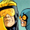 BOOSTER GOLD: your sneer is hurting my face.