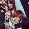Onew & TaeYeon need to be together, okay? ♥