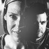 I am the Bad Wolf: (Fringe) Peter & Olivia - B&W