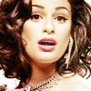 Jessica: glee - rachel madonna closeup