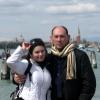 двоє - портрет - Венеція