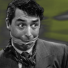 Cary Grant - gagged