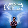 My angel Gabriel