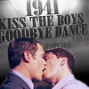 kiss the boys goodbye