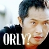 Miles: ORLY?