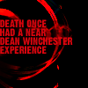 Carrie Leigh: Death had a Dean Winchester experience