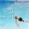 Serenity  - can't take the sky