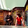 Meredith: John and Elizabeth - balcony