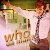 Christine D.: eleven who da man? doctor who
