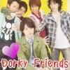 Arashi  // Dorky friends...