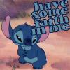 Stitch  [ faith in me ]