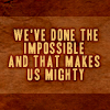 The journeywoman lives here: [Firefly] Quote impossible