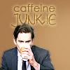white collar-caffeine junkie