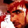 Blood Splatter Portrait