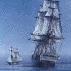 Ship blue two