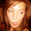Katie Cassidy ; be silly