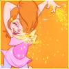 Brittany sparkles! [random]