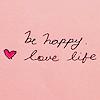 be happy love life