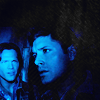 blue sam&dean