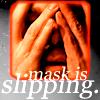 mask slipping