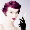 Victoria Von Hagen: cigarette holder