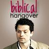 supernatural-cass-biblical-hangover