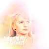 Xena | Beautifully broken