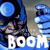 Thomas Vye: Bullseye ClickBoom