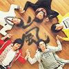 Arashi together