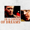 dreams in coffins, supernatural - lucifer/sam