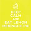 ★ 무민 ★: xx // lemon meringue pie