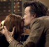 stoplookingup: Eleven Amy forehead kiss