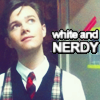 White and Nerdy