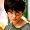 Harry Potter; harry not amused