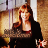 Christine D.: donna awesome doctor who