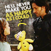 Allyson: [Robin Hood] Guy with teddy bear